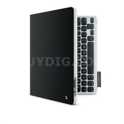 Keyboard Folio Case in Carbon Black for iPad 2G/3G/4G - 920-005460