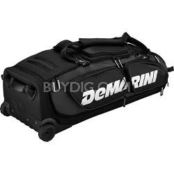 Black Ops Wheeled Baseball/Softball Bag - Black