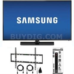 """UN58J5190 58"""" Class J5190 5-Series Full HD LED Smart TV w/ Wall Mount Bundle"""