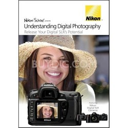 Instructional DVD - Understanding Digital Photography - featuring Nikon DSLRs
