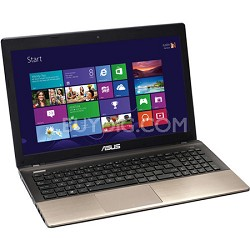 """15.6"""" K55A-DH71 Notebook PC - Intel Chief River i5-3210M 2.5 GHz Processor"""