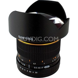 14mm F2.8 IF ED Super Wide-Angle Lens for Sony E-mount