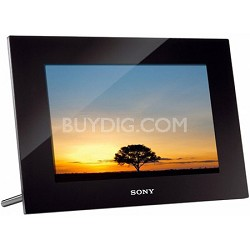 "DPF-VR100 - 10.2"" Photo Frame Displays your AVCHD Videos and Photos"