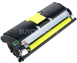 Standard Capacity (Yellow) Toner Yields approx. 1500 Prints magicolor 2430