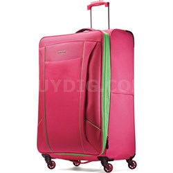 "Skylite 29"" Raspberry / Lime Spinner Luggage"