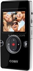 "Digital HD Camcorder/Camera (720p) w/ 5MP, 4 x Digital Zoom, 2"" TFT LCD Display"