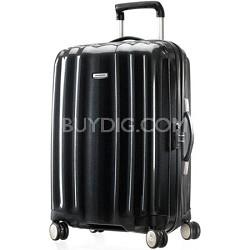 """Black Label Cubelite Hardside 25"""" Graphite Spinner Suitcase"""