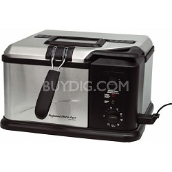 20010610 Indoor Electric Fish Fryer