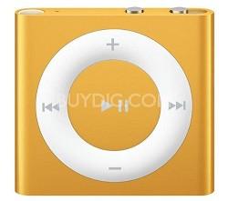 2GB iPod Shuffle 4th Generation Orange