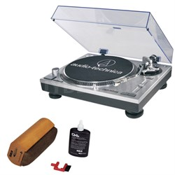 ATLP120USB Professional Stereo Turntable w/ USB LP to DIG With RCA Turntable Cle