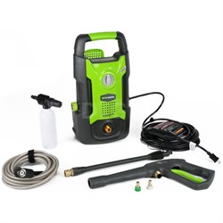 1500 PSI 1.2 GPM 13 Amp Vertical Pressure Washer (GPW1501)
