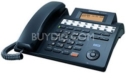 KX-TS4100B 4-Line Corded Phone System W/ Speakerphone