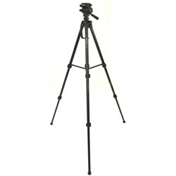 "ST-650 65"" Lightweight Camera/Camcorder Tripod - OPEN BOX"