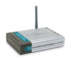 Wireless Access Point, 802.11g, 54Mbps