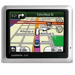 Nuvi 1100 LM GPS Navigation System 3.5-inch Touchscreen Refurb 1 Year Warranty
