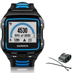 Forerunner 920XT Multisport GPS Watch - Black/Blue + Bike Mount Kit