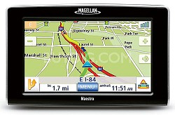 "Maestro 5310 Portable Vehicle Navigation System w/ 5"" Touch screen"