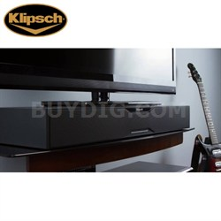 HD Theater SB 120 TV monitor Amplified Sound System Bluetooth Playback