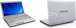 """Satellite L655-S5078WH 15.6"""" Notebook PC - Helios White"""