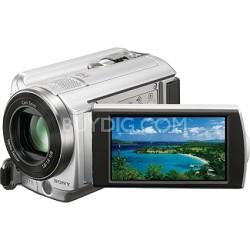 DCR-SR68 80GB Handycam Camcorder (Silver) - OPEN BOX
