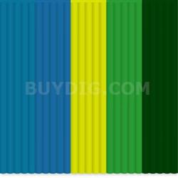 Mix color PLA pack - Rainforest Raver