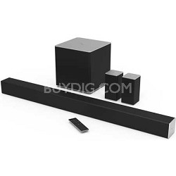 SB4051-C0 - 40-Inch 5.1ch Sound Bar w/ Wireless Subwoofer and Satellite Speakers