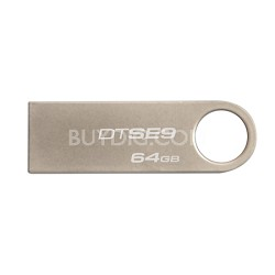 64GB USB 2.0 DataTraveler SE9 Flash Drive (Metal casing) US