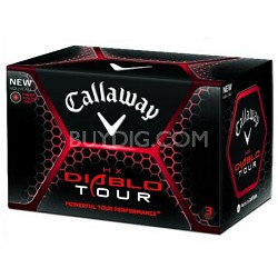 HX Diablo Tour Golf Balls - 12 Pack 641174812
