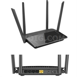 Wi-Fi AC1200 Dual-Band Gigabit Router - DIR-842