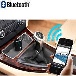 Bluetooth Wireless Music Receiver with Microphone
