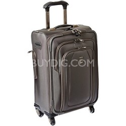 "Luggage Crew 9 - 21"" Expandable Spinner Suiter (Titanium) - 407126105"