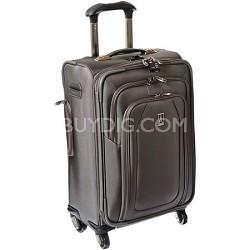 "Luggage Crew 9 - 21"" Expandable Spinner Suiter (Titanium) - 407126105"