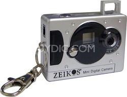 KDC31 Keychain Digital Camera (Silver)