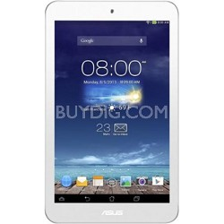 MeMO Pad 8 16GB Tablet (ME180A-A1-WH) White