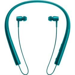 MDR-EX750 h.Ear in Wireless In-ear Bluetooth Headphones w/ NFC - Viridian Blue