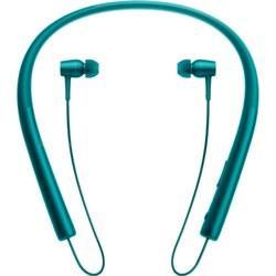 MDR-EX750 h.Ear in Wireless In-ear Bluetooth Headphones w/ NFC - Viridian Blue