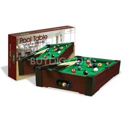 TableTop Billiards Pool Table (2480)