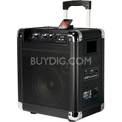 Block Rocker AM/FM Portable PA System for iPod - OPEN BOX