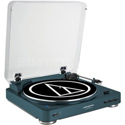 Fully Automatic Wireless Belt-Drive Stereo Turntable - Navy
