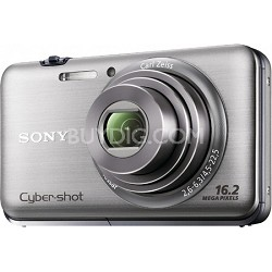 Cyber-shot DSC-WX9 Silver Digital Camera
