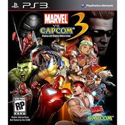 Marvel vs. Capcom 3: Fate of Two Worlds PlayStation 3