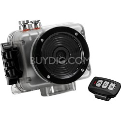 NOVA HD Waterproof 1080p POV Action Video Camera with RF Remote