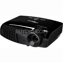 Optoma DH1011 1080P 3500 Lumen Full 3D DLP Projector with HDMI Refurbished