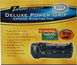 Vertical Battery Grip for Nikon D300 / D700 (Replaces MB-D10)