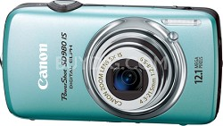Powershot SD980 IS Digital ELPH Digital Camera (Blue)