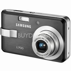 Digimax L700 Digital Camera (Black)