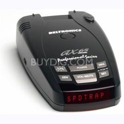 GX 65 Professional Series Radar/Laser Detector