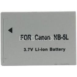 Premium Tech PT-NB5l  1200mah Battery Pack F/ Powershot  SD850, SD900 (NB-5L)