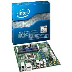 Desktop Board Executive Series Micro-ATX form factor for 2nd Intel Core OPEN BOX