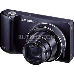 GALAXY Camera  EK-GC110 16.3 MP Digital camera - Cobalt black